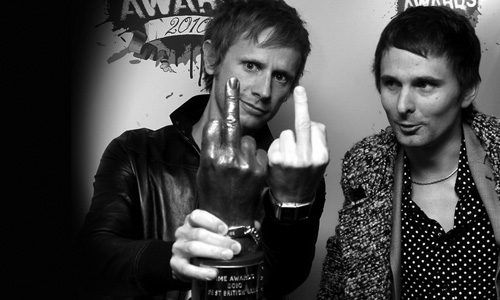 Muse на Shockwaves NME Awards 2010