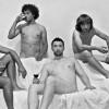 NoComment Band запісалі новы сінгл і зняліся голымі