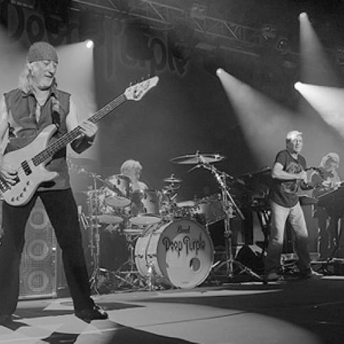 Deep Purple запишут новый альбом