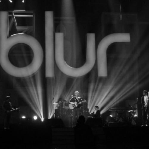 Выступление Blur на Brit Awards 2012