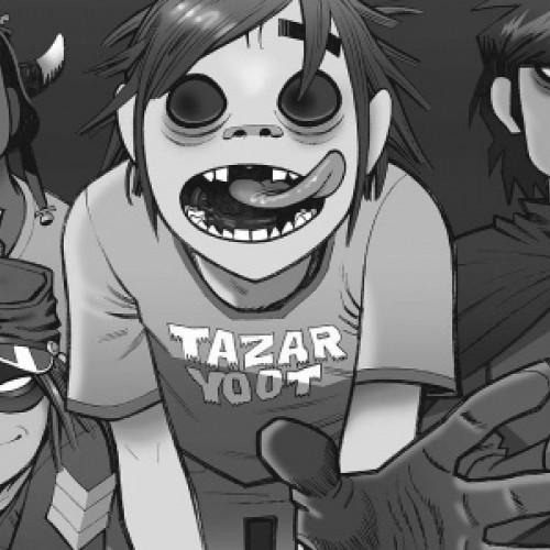Gorillaz готовятся представить новый трек