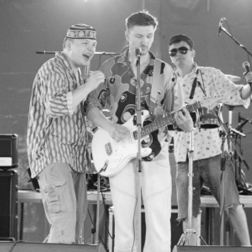 Группа «Йо-Йо» сняла клип на песню «Давай дружить»