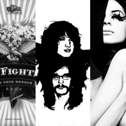 Выбор редакции: Kings of Leon, Michael Nyman, Kent, Foo Fighters, Destroyer