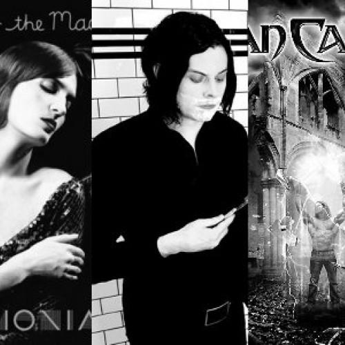 Выбор редакции: Van Canto, Florence + the Machine, Jack White, The Twilight Sad, Farmer's Market