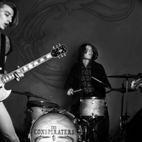 The Conspiraters сняли live-видео
