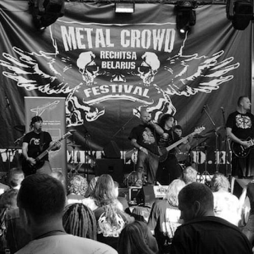 Metal Crowd. День первый