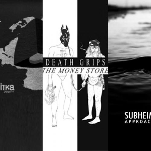 Выбор редакции: Dub FX, Subheim, «Крихітка», Death Grips, Gloomy Grim