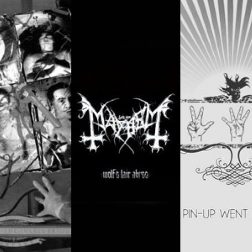 Выбор редакции: Carcass, Mayhem, Pin-Up Went Down, Atrium Musicae de Madrid, ili-ili