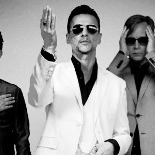 Билеты на концерт Depeche Mode поступят в продажу 1 ноября