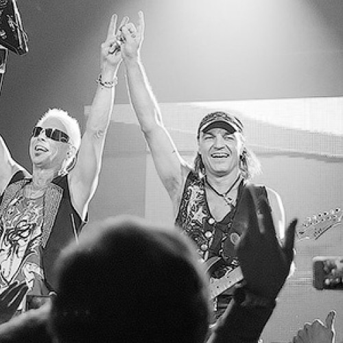 Scorpions в Минске: Последний-препоследний раз