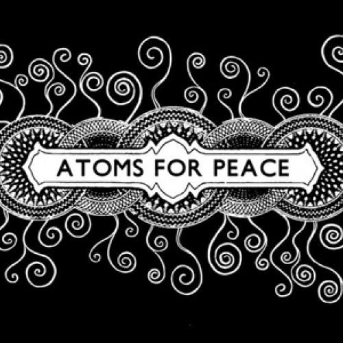 Альбом супергруппы Atoms For Peace попал в сеть за неделю до релиза