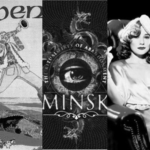 «Выбор редакции»: Elements of Crime, Minsk, Tori Amos, Paper Route, Gwendal