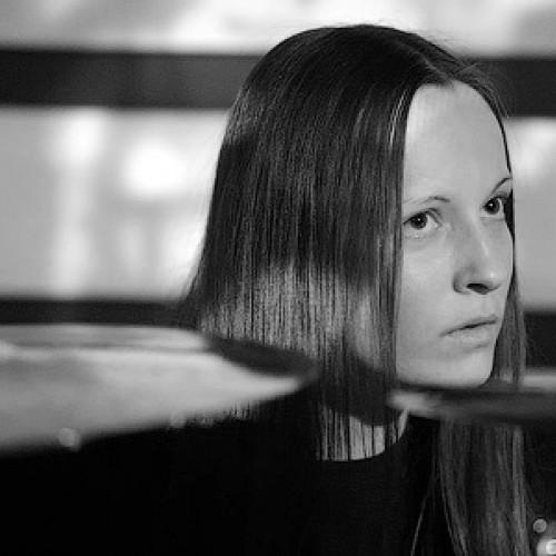 Белорусская барабанщица стала эндорсером Pearl Drums