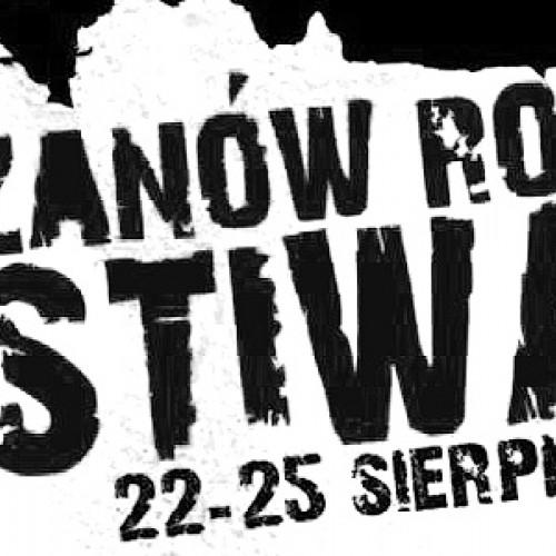 The Toobes, Hair Peace Salon і Dzieciuki выступяць на фестывалі Cieszanów Rock