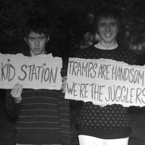 Группа Railkid Station записала дебютный альбом