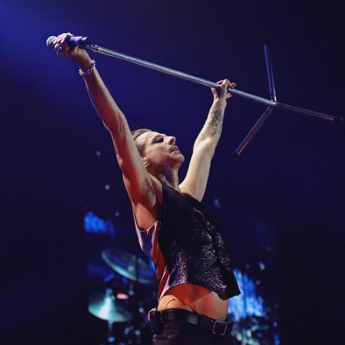 На февральском концерте Depeche Mode в Минске снова ожидается аншлаг