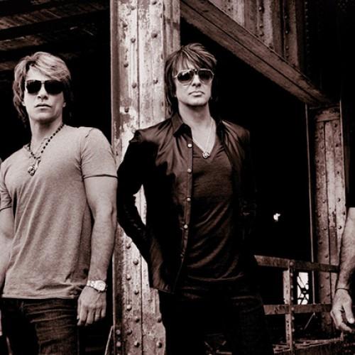Bon Jovi стала самой успешной концертной группой года