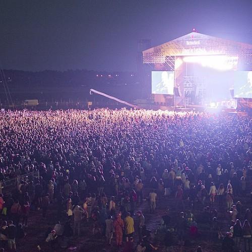 Летние фестивали называют первых участников