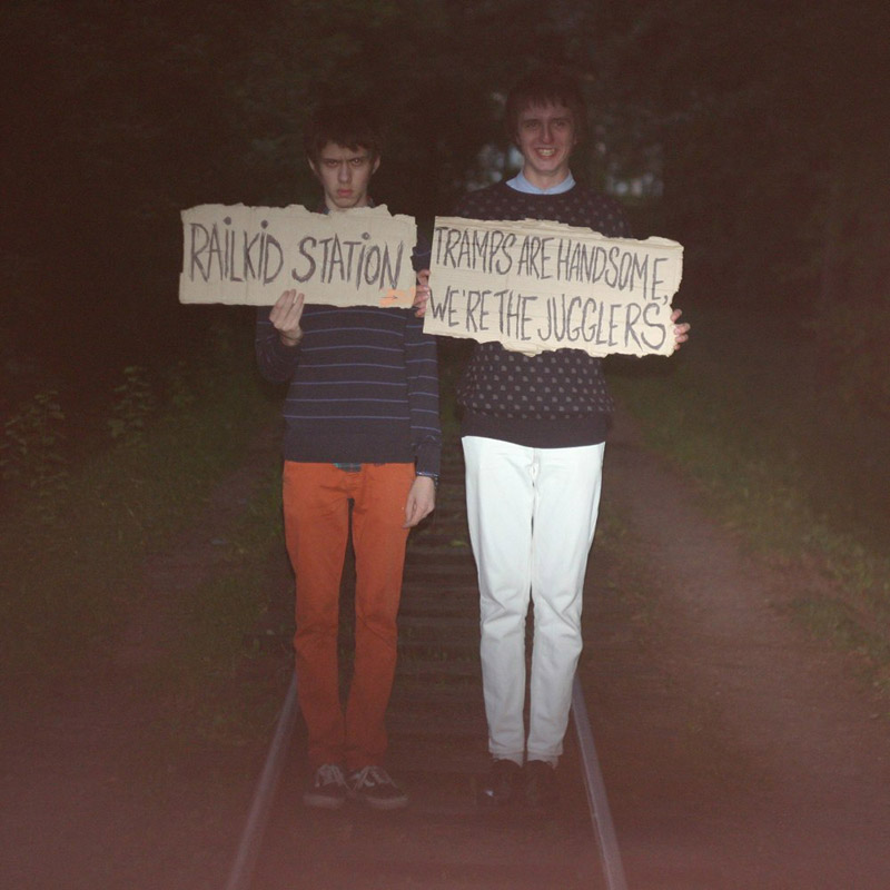 Railkid Station «Tramps Are Handsome, We're The Jugglers»