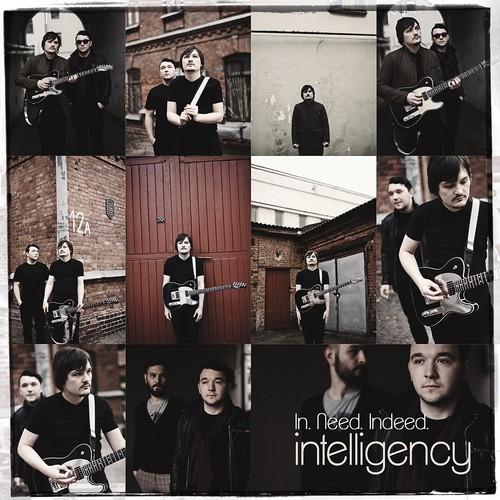 Группа Intelligency выпустила мини-альбом