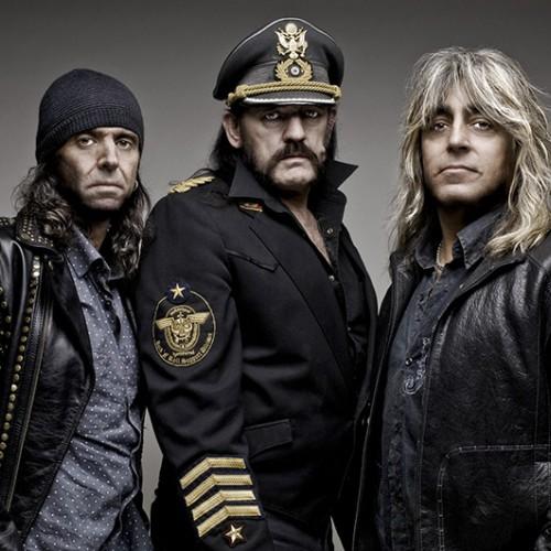 В Минске выступит группа Motörhead