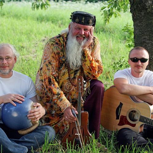Этно-трио «Троіца» выступит на фестивале WOMAD
