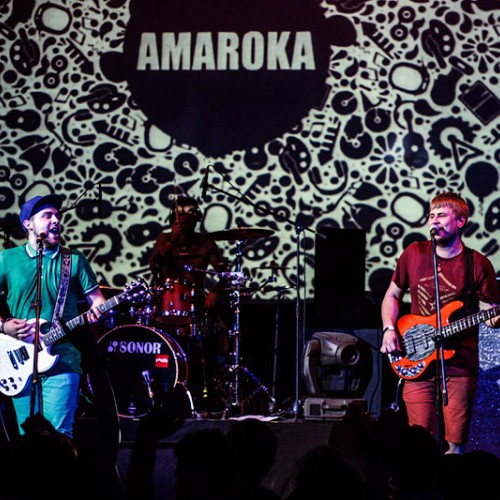 Менскія ўлады забаранілі канцэрт гурту Amaroka