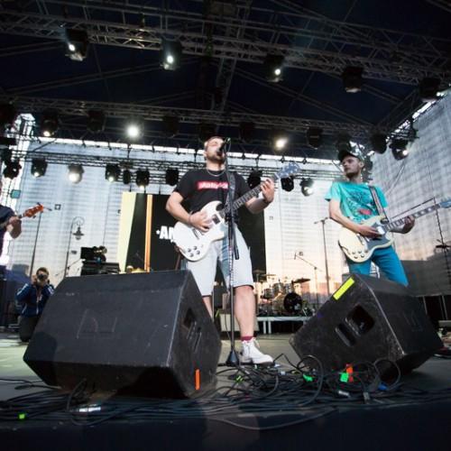 Менскія ўлады афіцыйна забаранілі канцэрт гурта Amaroka