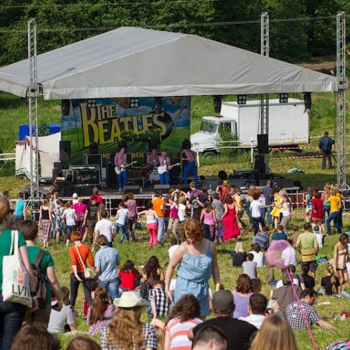 На The Beatles Shabli выступят девочки-подростки