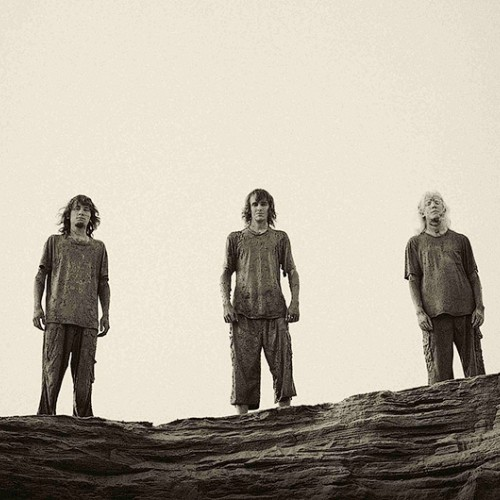 Белорусская группа The Unlimited Trio записала концерт в Праге