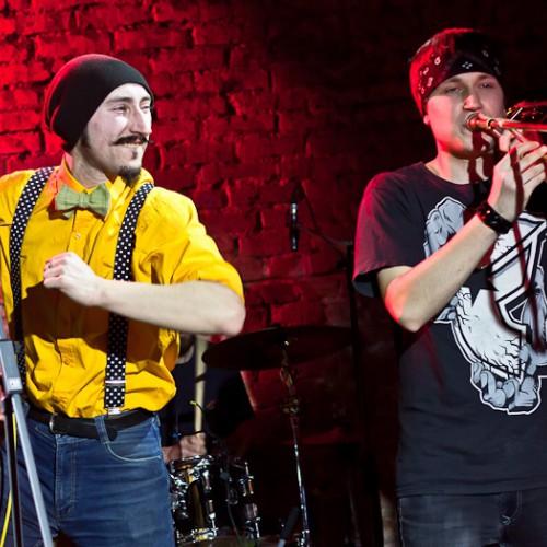 Группа «Чип и Дейл» стала победителем отборочного тура на фестиваль «Соседний мир»