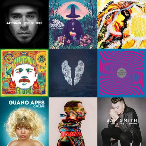 Девять альбомов мая, которые стоит услышать
