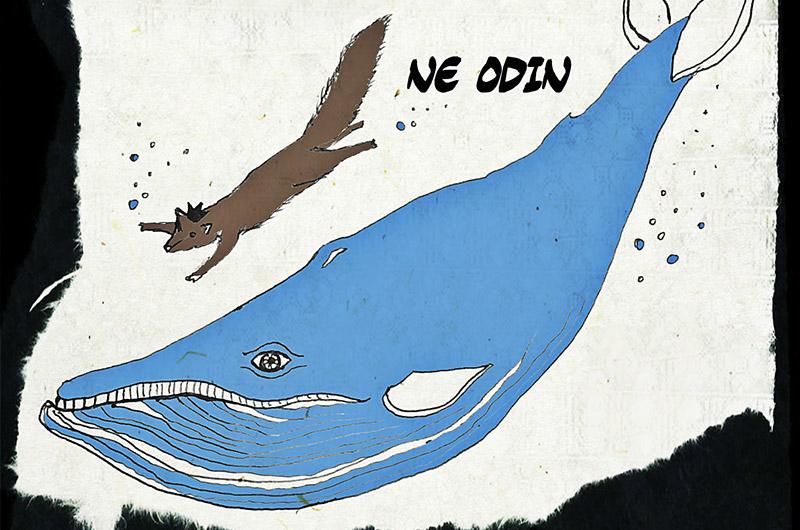 Dee Flack x Mustelide «Ne Odin»