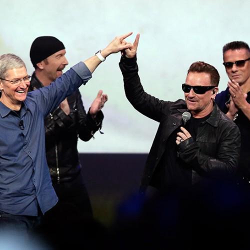 U2 и Apple работают над созданием нового формата цифровой музыки