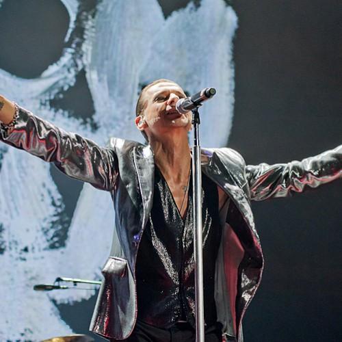Depeche Mode выпустят концертный фильм
