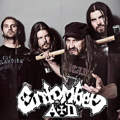 Группа Entombed A.D. выступит в Минске