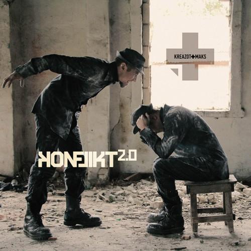Kreazot-Maks выпустил альбом в двух частях