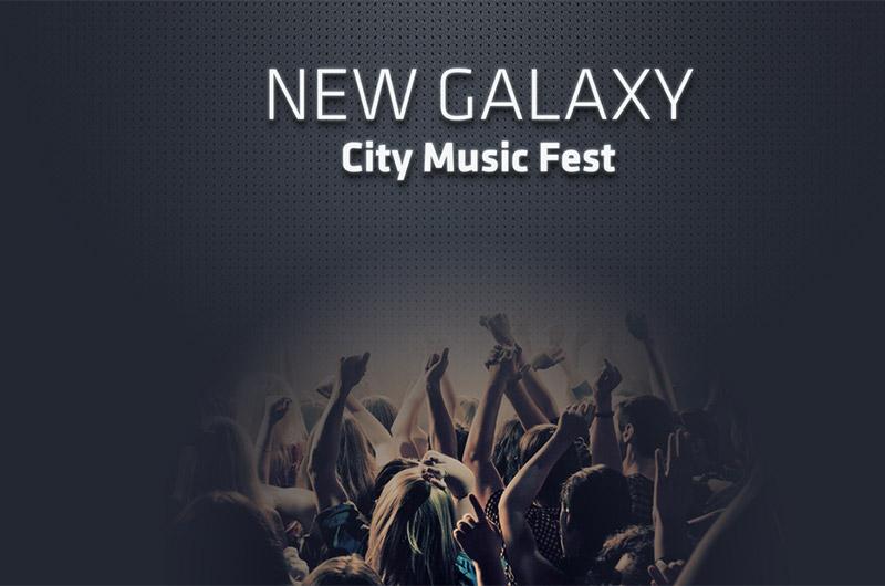 New Galaxy Music Fest