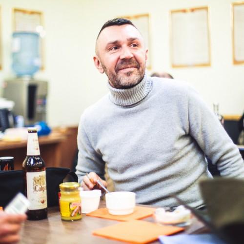 Сергей Шнуров: «Инстаграм мне подходит как человеку, любящему репрессии»