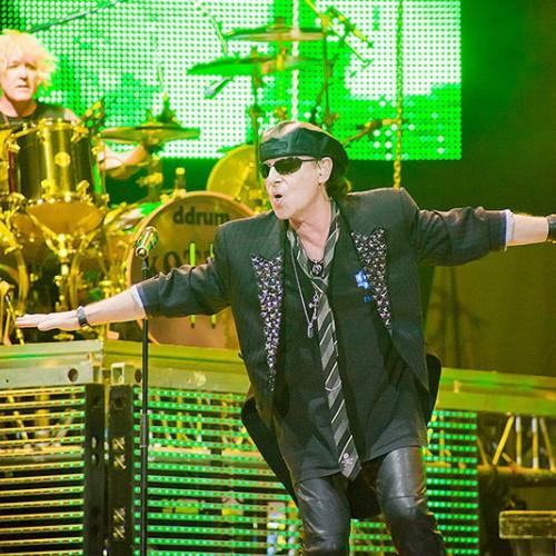 Scorpions выступят в Минске в рамках юбилея