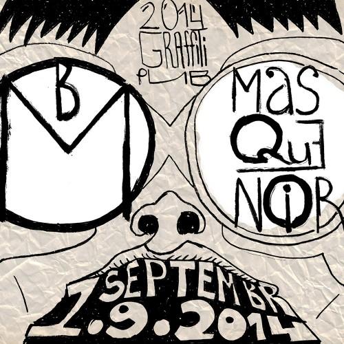 Masque Noir выпустили альбом на бельгийском лейбле