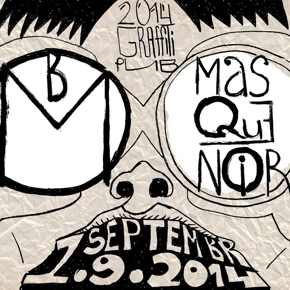 Masque Noir «Live in Graffiti Pub»