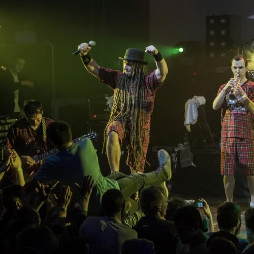 Концерт группы Distemper в Минске