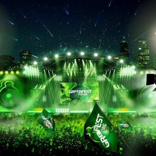 Названы новые участники GreenFest