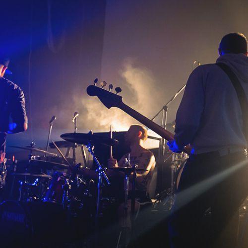Концерт группы Enter Shikari в Минске