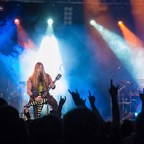 Metal All Stars: недоукомплектованный метал-караван