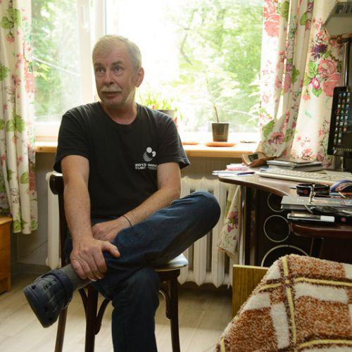 Дзмітрый Падбярэзскі: «Мне прапаноўвалі застацца ў вёсцы, трапіць у райкам партыі, але на халеру мне гэта?»