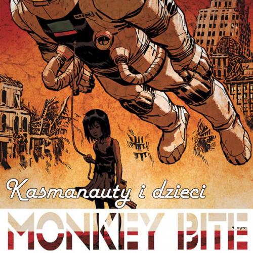 Monkey Bite прэзентуе знакавы сінгл