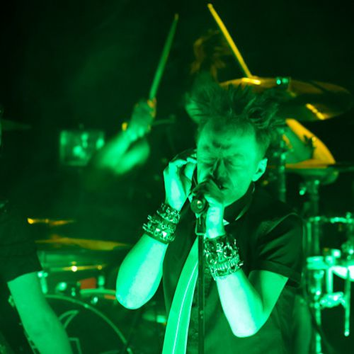 Концерт Глеба Самойлова и группы The Matrixx в Минске