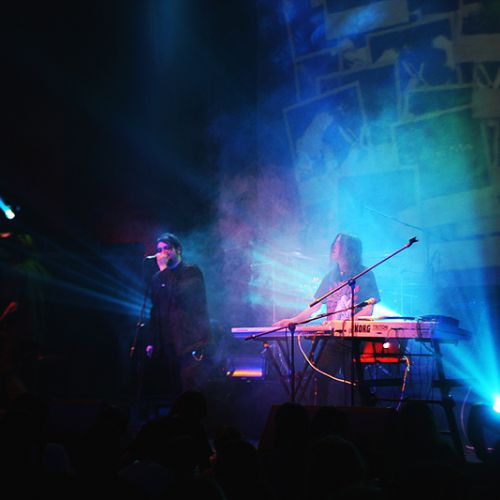 Концерт группы Diorama в Минске